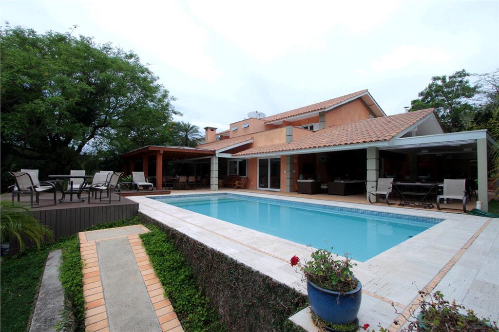 Casa de 4 suítes à venda no Condomínio Terras de São José, Itu.