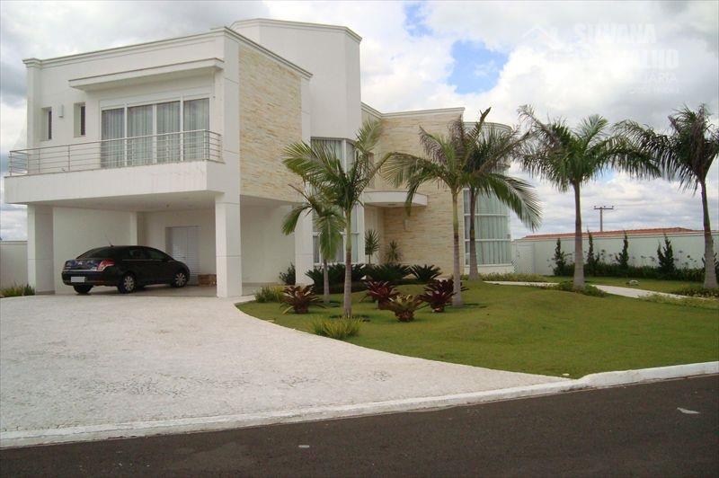 Casa Residencial à venda, Condomínio Village Castelo, Itu - CA2020.