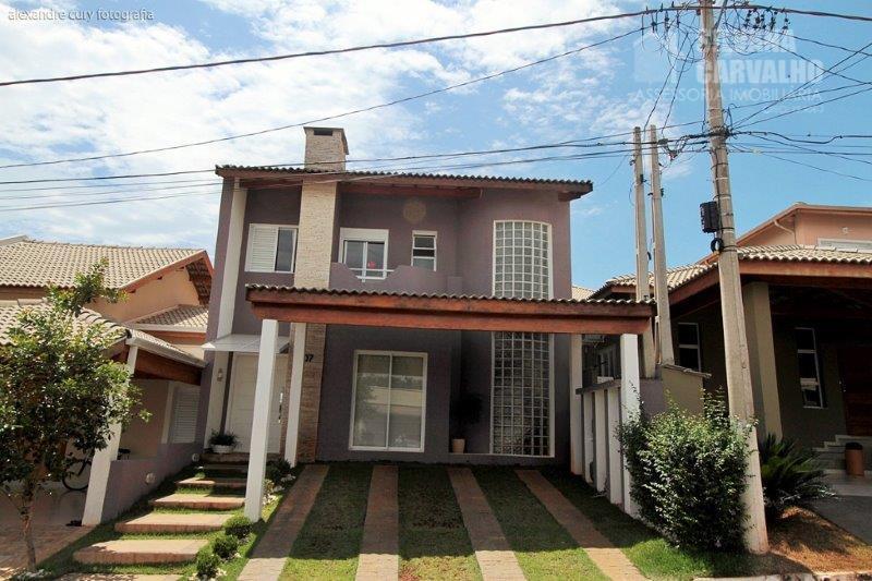 Casa à venda no Condomínio Aldeia de Espanha em Itu - CA1777.