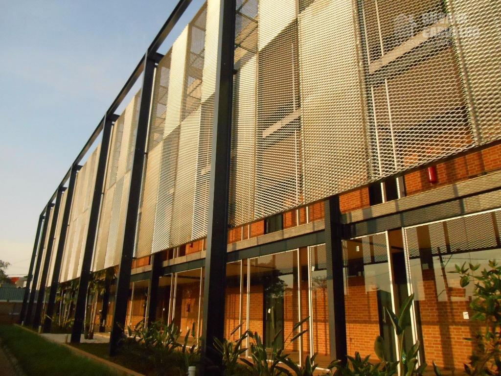 Salas comerciais H. S. F.  (Unicenter Office) para Serviços e Negócios