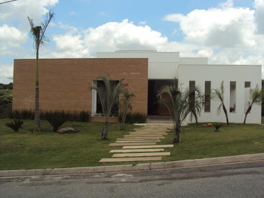 Casa à venda no Condomínio Plaza Athenê em Itu.