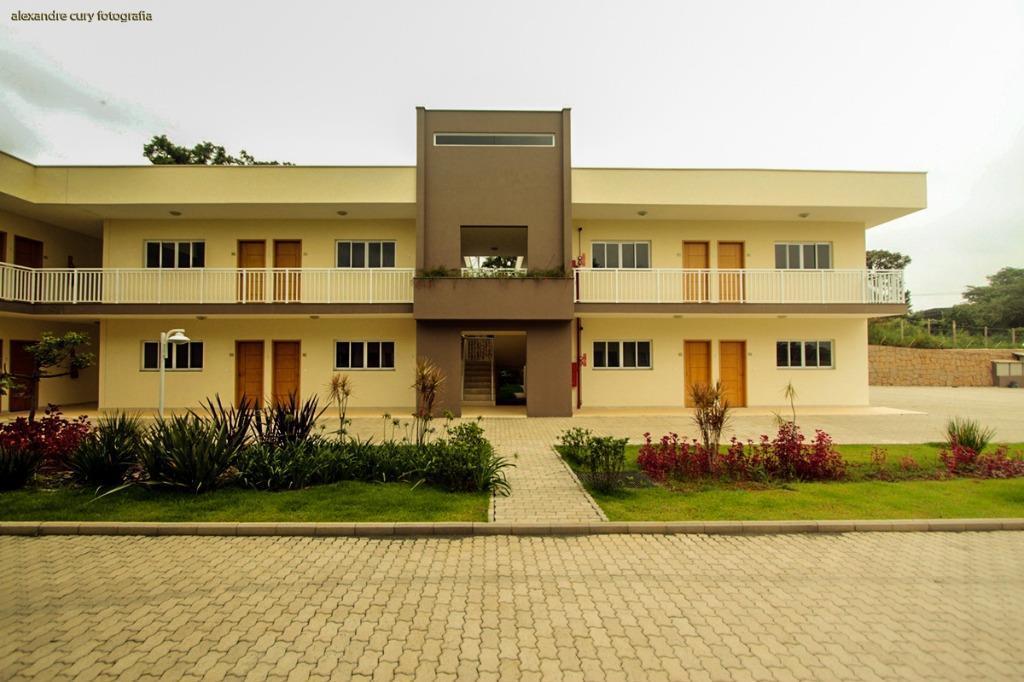 Apartamento residencial à venda, Condomínio Villa Positano, Itu - AP1071.
