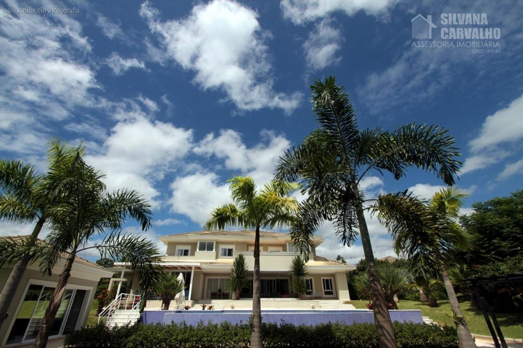 Casa de 5 suítes à venda, Condomínio Fazenda Vila Real de Itu /SP
