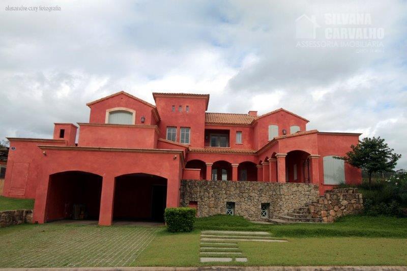 Casa residencial à venda, Condomínio Fazenda Kurumin, Itu.