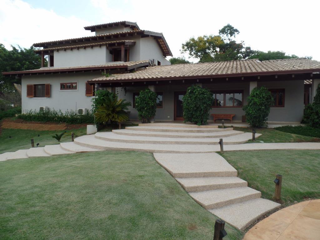 Casa residencial à venda, Condomínio Terras de São José, Itu - CA1391.