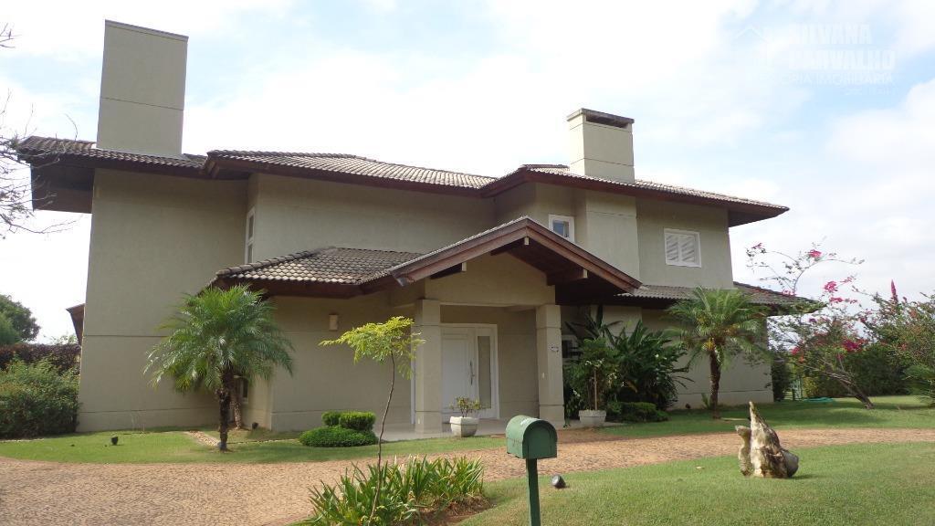 Casa á venda  no Condomínio Fazenda Vila Real em Itu.