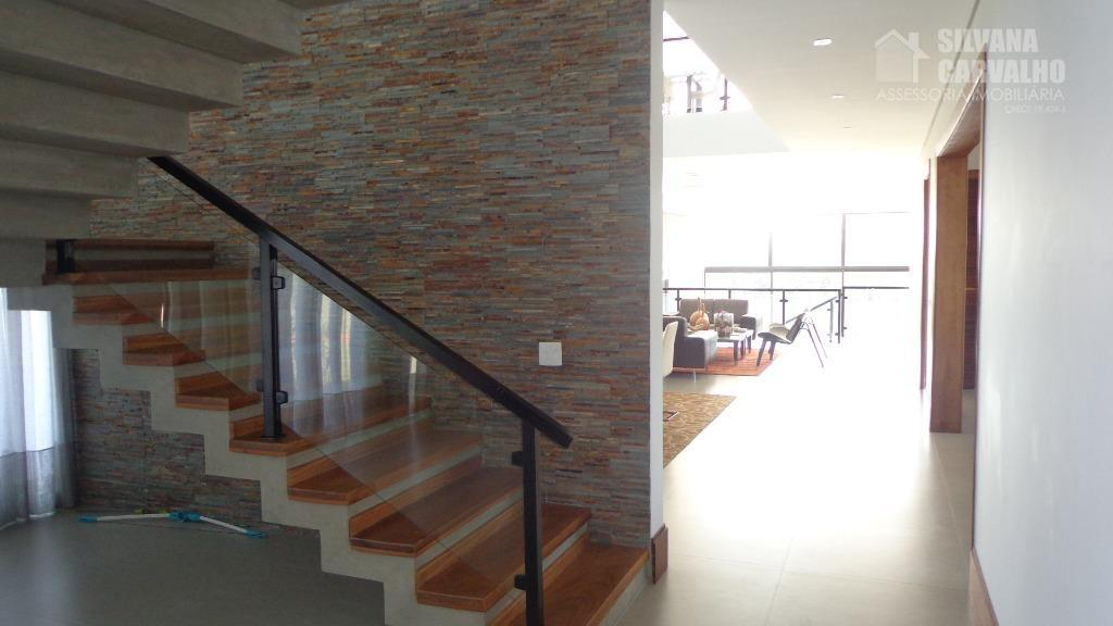 casa a venda em itu com 4 suítes e 600 m² de área total no condomínio...