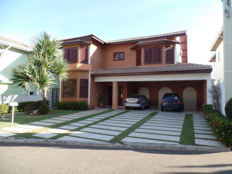 Casa residencial à venda, Condomínio Jardim Theodora, Itu - CA5221.
