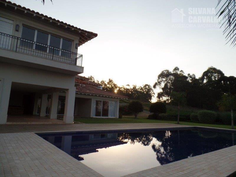casa para venda e locação no condomínio terras de são josé ii em itu, sendo 5...