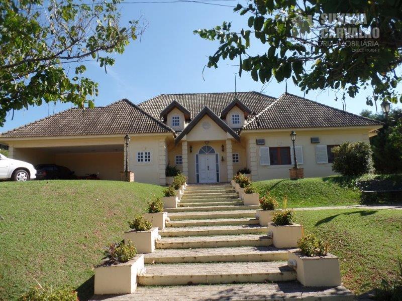 Casa à venda no Condomínio Fazenda Vila Real em Itu - CA5230.