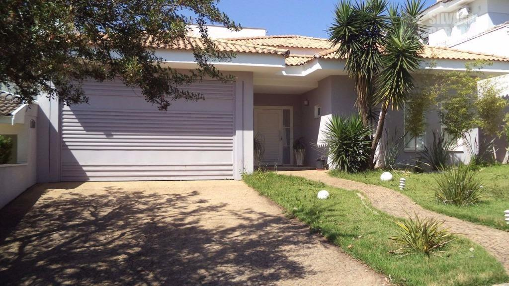 Casa residencial para venda e locação, Condomínio Jardim Theodora, Itu - CA1161.