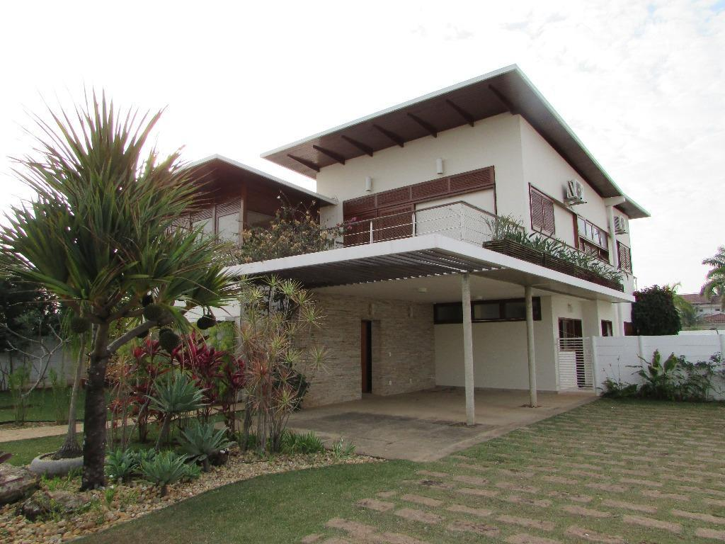 Casa residencial à venda, Condomínio Village Castelo, Itu - CA5314.