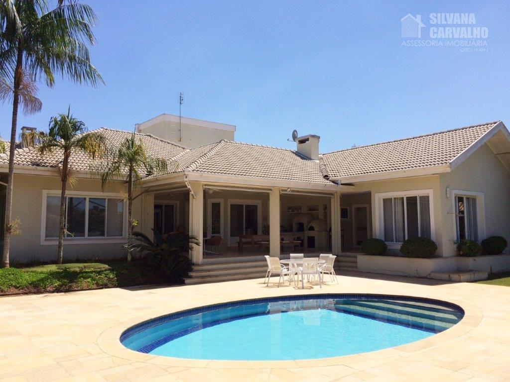 Casa residencial à venda, Condomínio Terras de São José, Itu - CA5431.