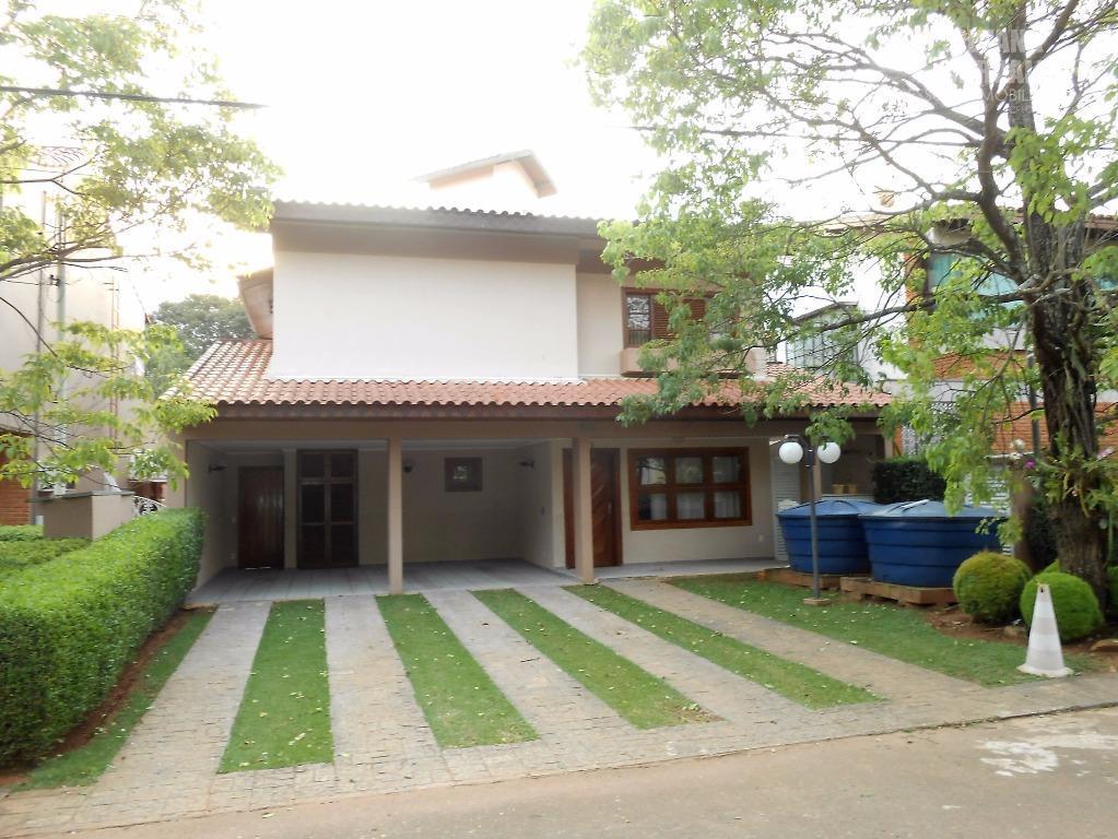 Casa Residencial à venda, Cond. Portal de Itu 1, Itu - CA1673.