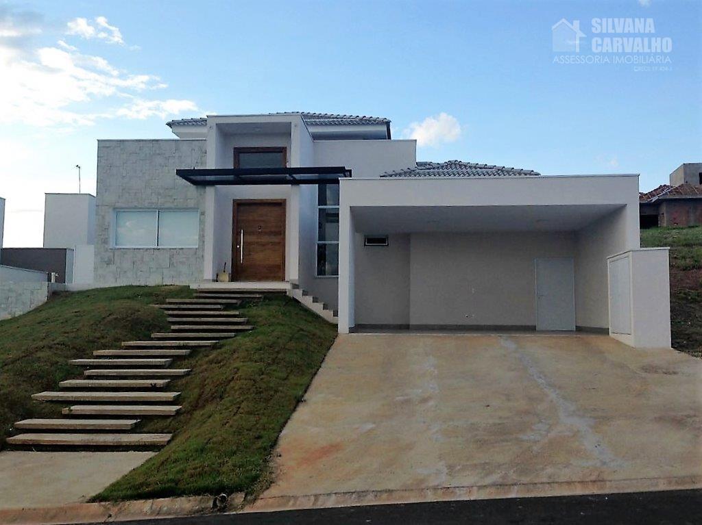 Casa à venda no condomínio Campos de Santo Antonio II em Itu- CA5430