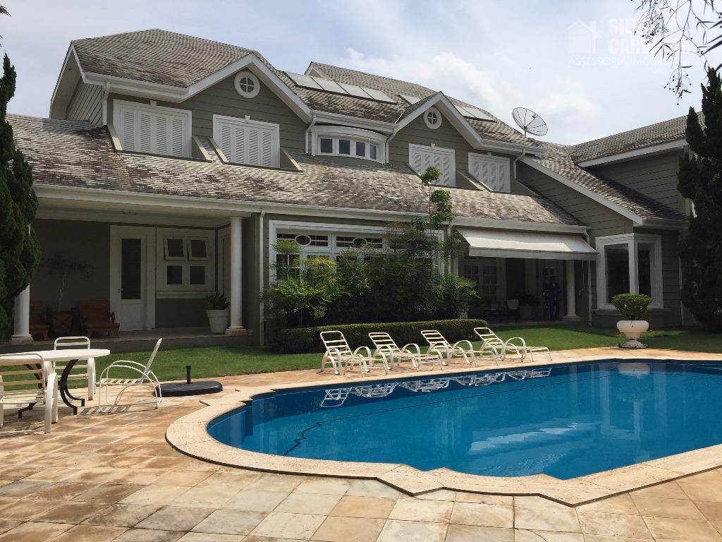 Casa residencial para venda e locação, Condomínio Terras de São José, Itu - CA1377.
