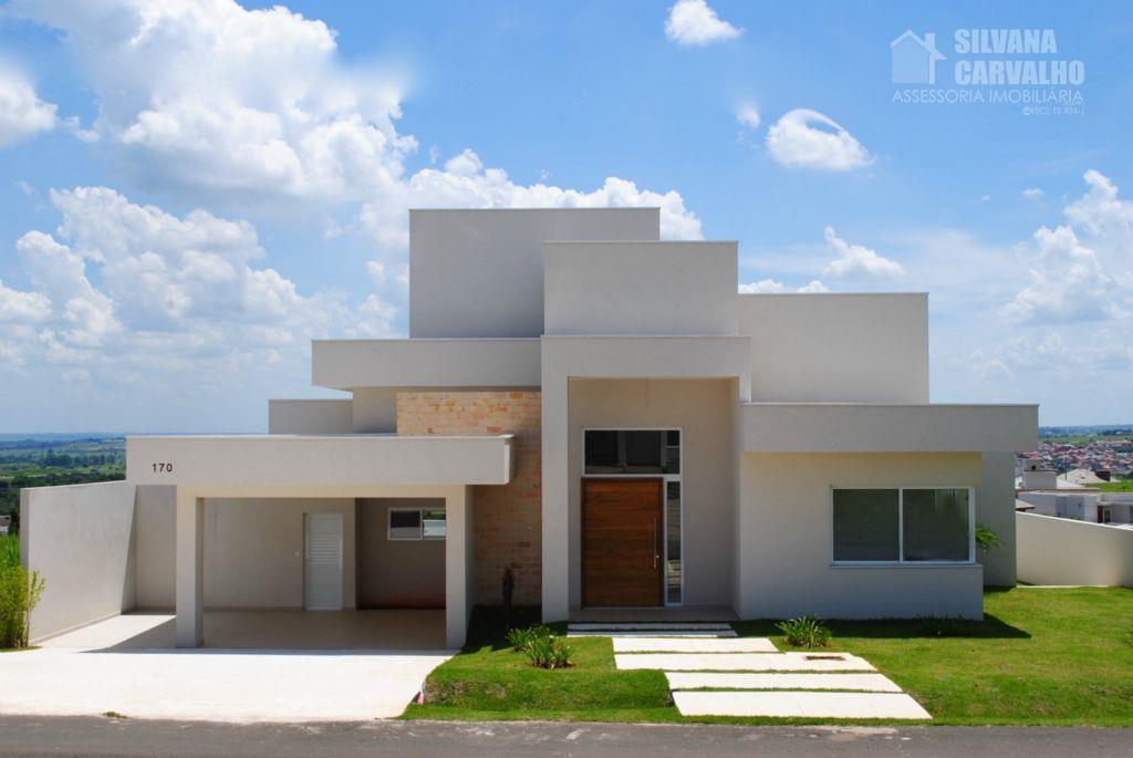 Casa residencial à venda, Condomínio Xapada Parque Ytu, Itu - CA3070.