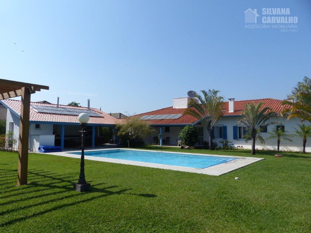 Casa residencial à venda, Condomínio Terras de São José, Itu - CA2664.
