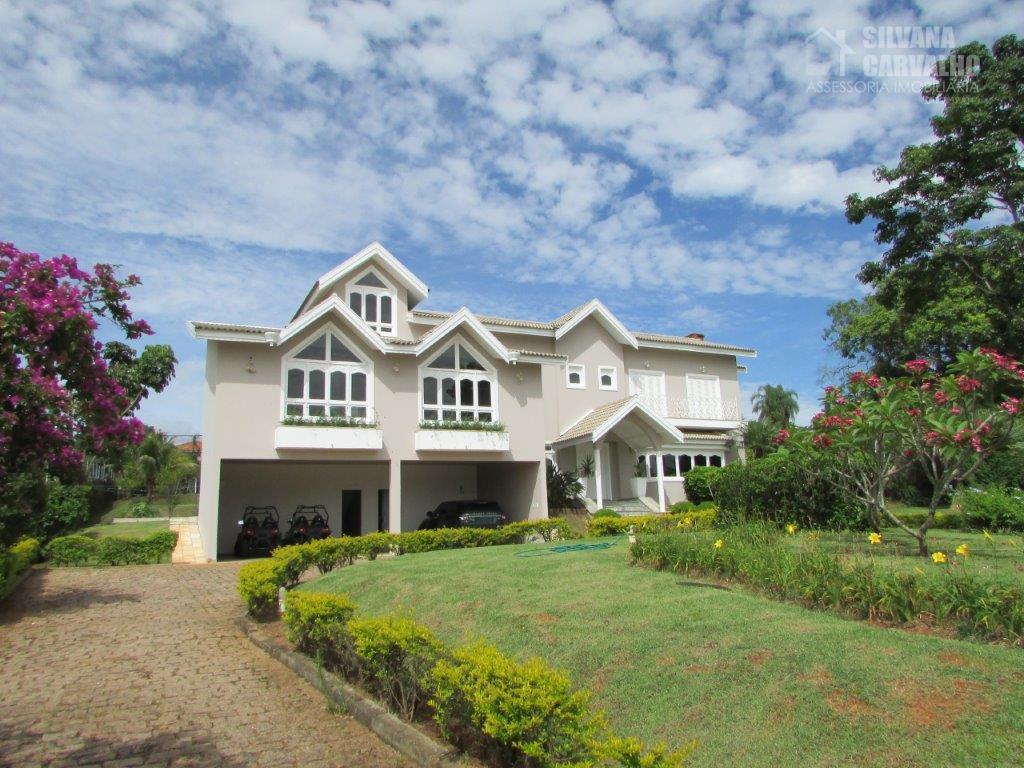 Casa residencial à venda, Fazenda Vila Real de Itu, Itu - CA0909.