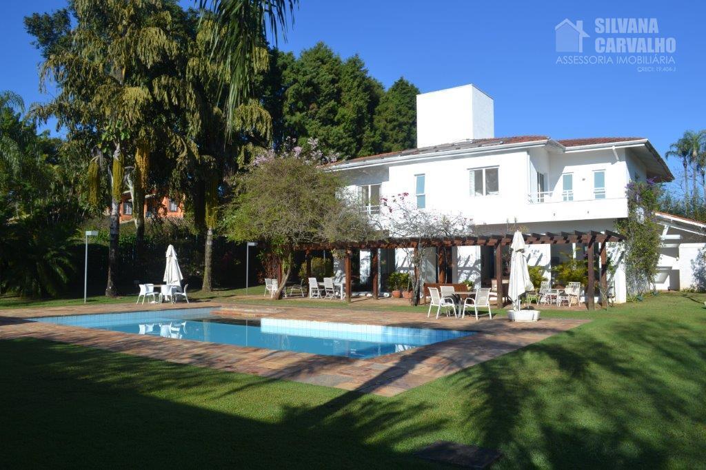 Casa à venda no condomínio Terras de  São José em Itu- CA5533