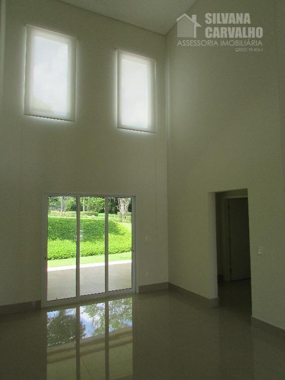 casa à venda no condomínio vila real em itu, sendo 5 suítes, 700 m². com 4...