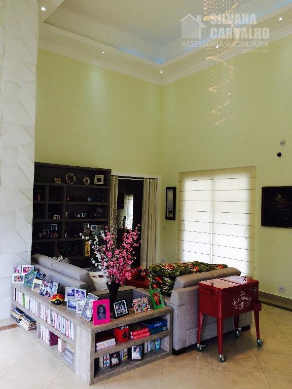 casa à venda no condomínio city castelo em itu, sendo 4 suítes, 400 m², com 4...