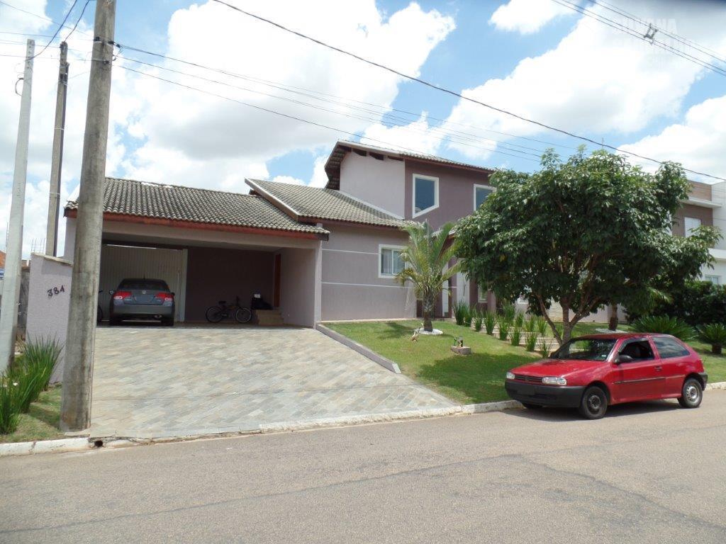 Casa à venda no Condomínio Santa Monica em Itu - CA4275.