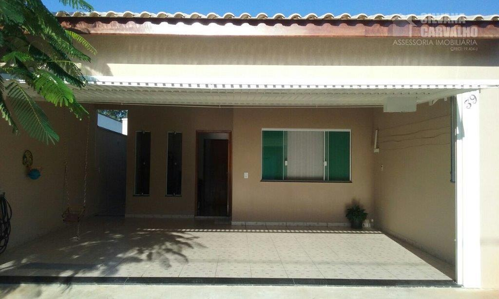 Casa à venda no Recanto do Guarau em Salto.