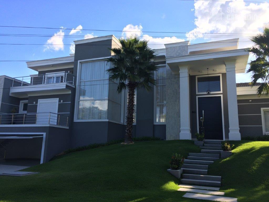 Casa à venda no Condomínio Village Castelo em Itu - CA5805.