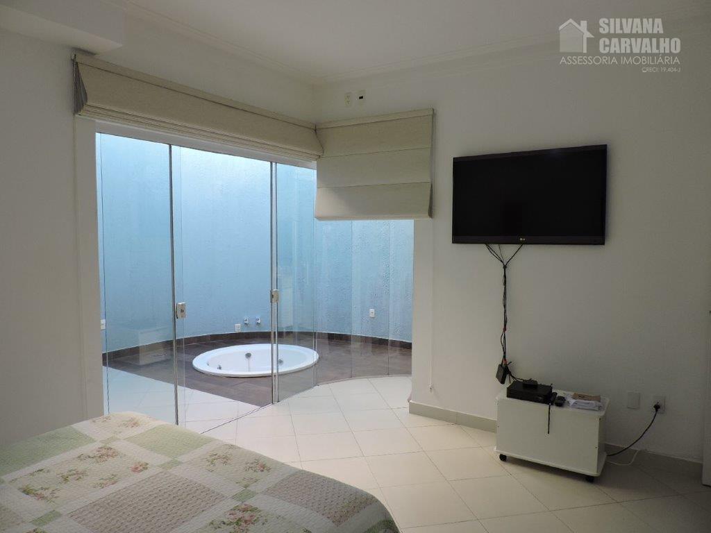 casa à venda no condomínio portal da vila rica em itu, com 4 suítes, sendo a...