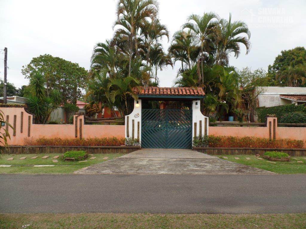 Casa à venda no Condomínio Haras São Luiz em Salto.