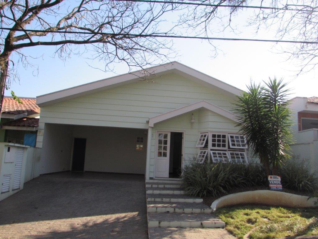 Casa à venda no Condomínio Portal de Itu em Itu - CA0604.
