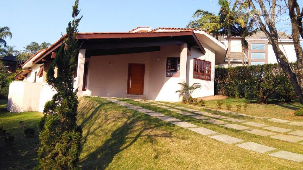 Casa à venda no Condomínio Campos de Santo Antônio em Itu.