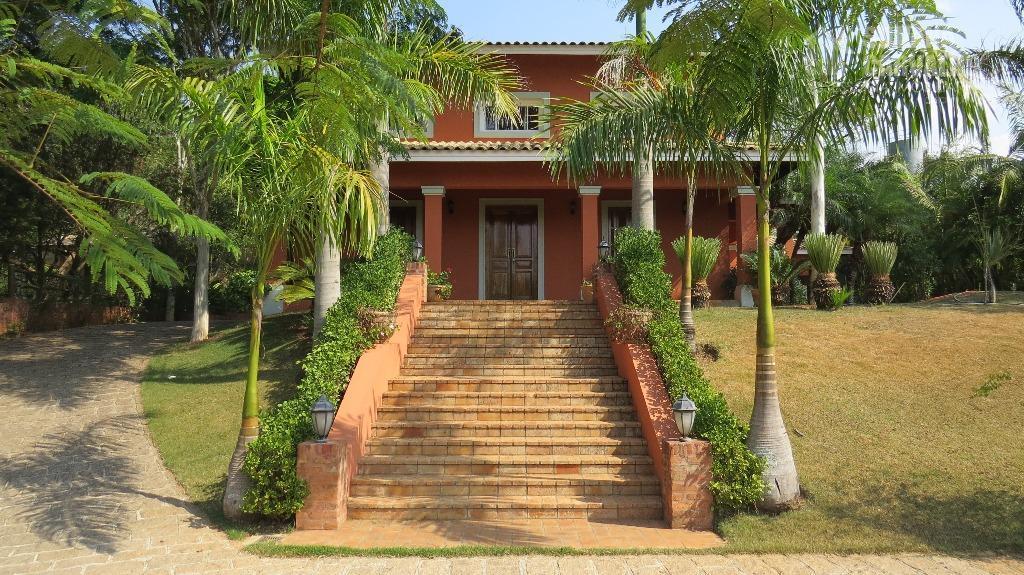 Casa à venda no Condomínio Terras de São José em Itu - CA1915.