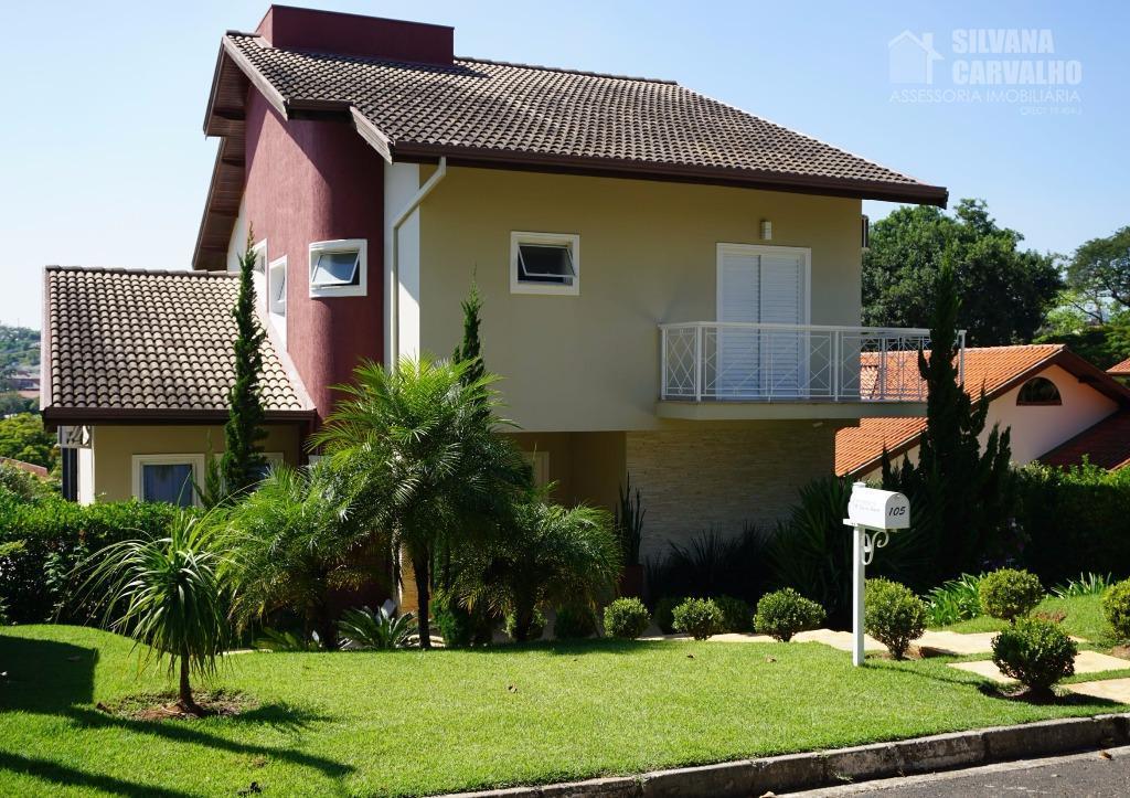 Casa à venda no Condomínio Campos de Santo Antonio em Itu