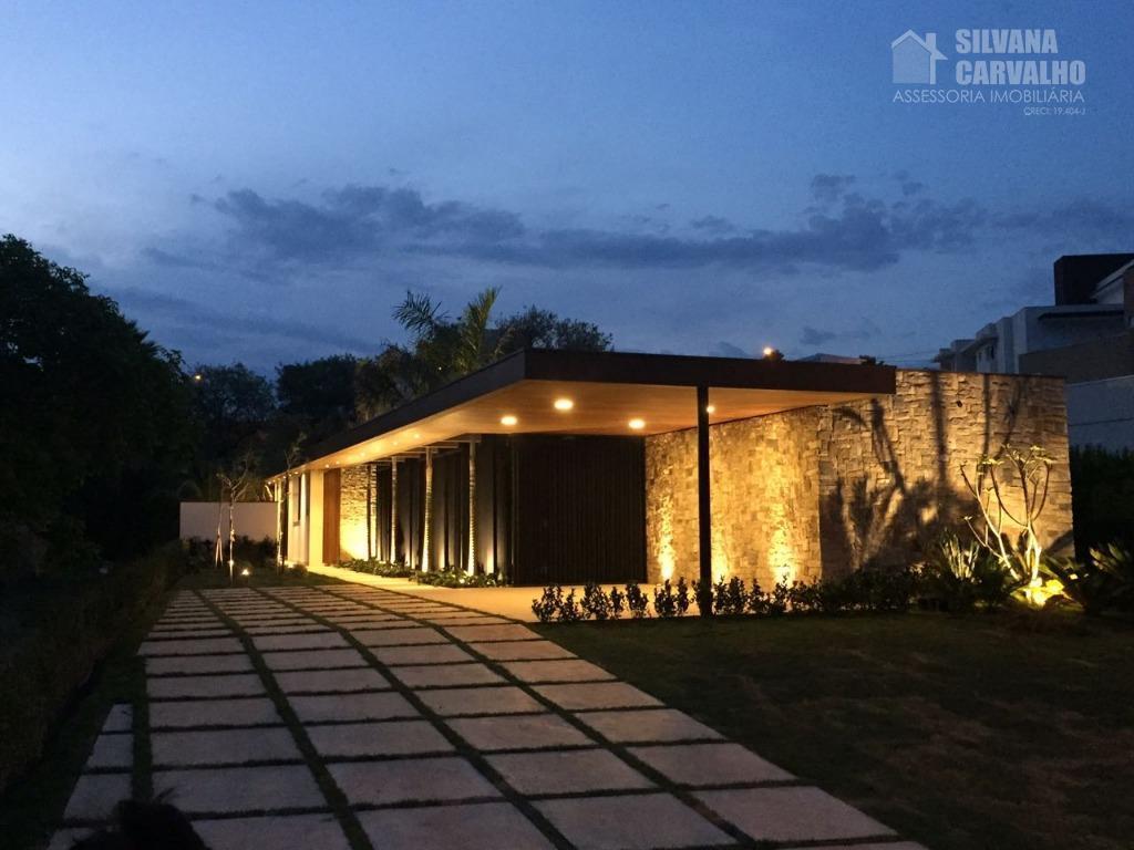 Casa à venda no Condomínio Jardim Plaza Athénée em Itu.