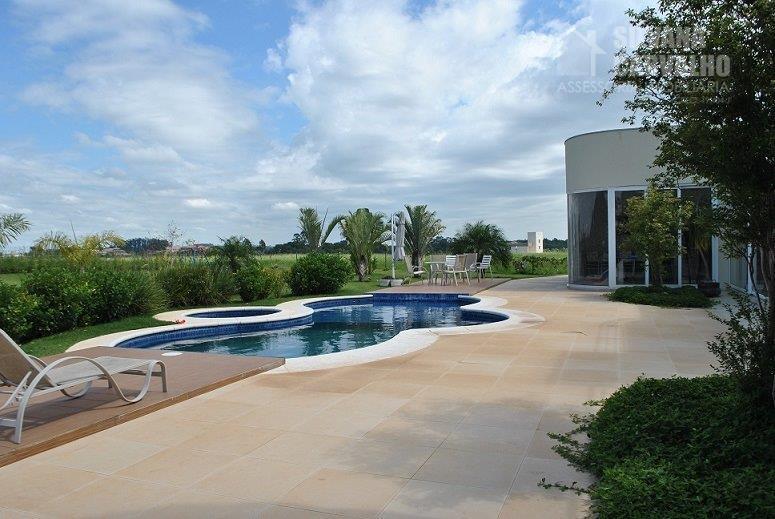 casa para venda e locação no condomínio terras de são josé ii em itu, com 2.124...
