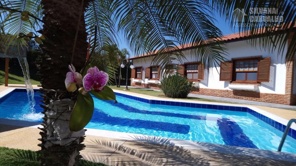 Casa residencial para locação, Fazenda Vila Real de Itu, Itu.