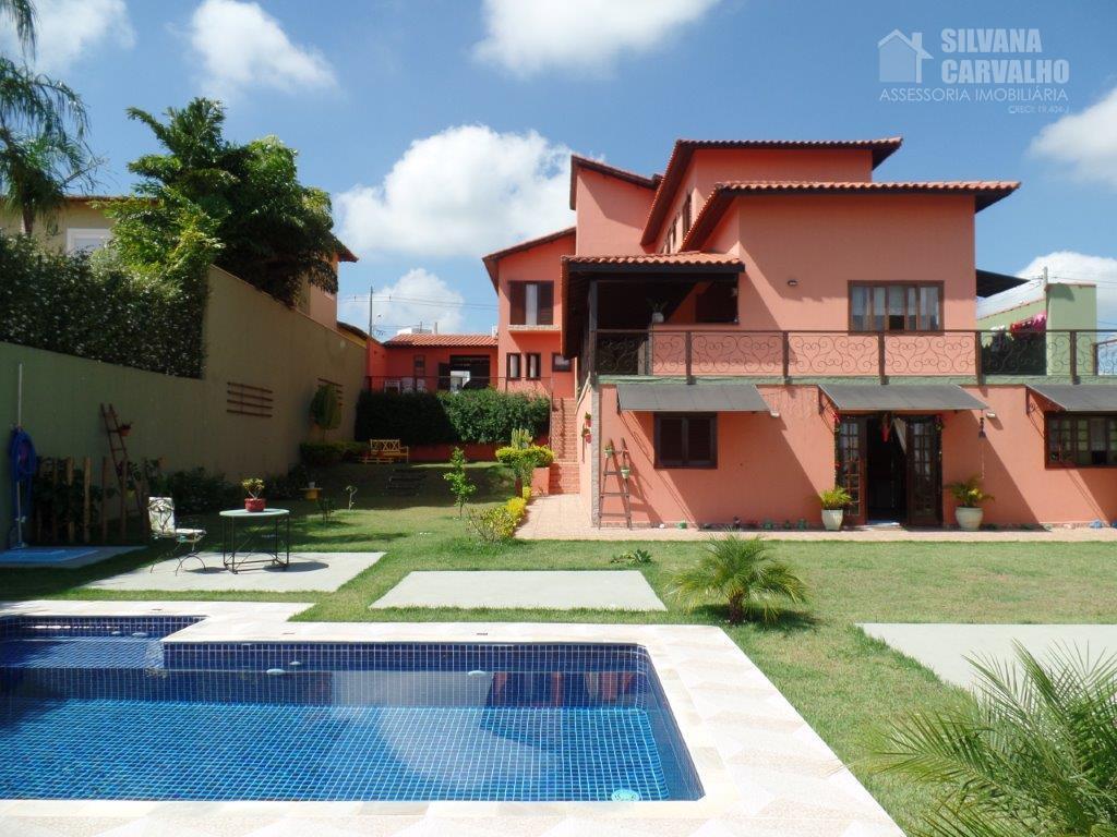 Casa residencial à venda, Condomínio Xapada Parque Ytu, Itu - CA3130.