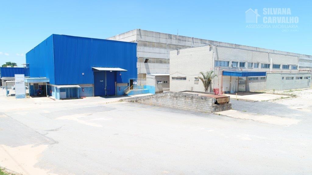 Galpão Industrial em Itu - Acesso Rápido as Principais Rodovias do Estado