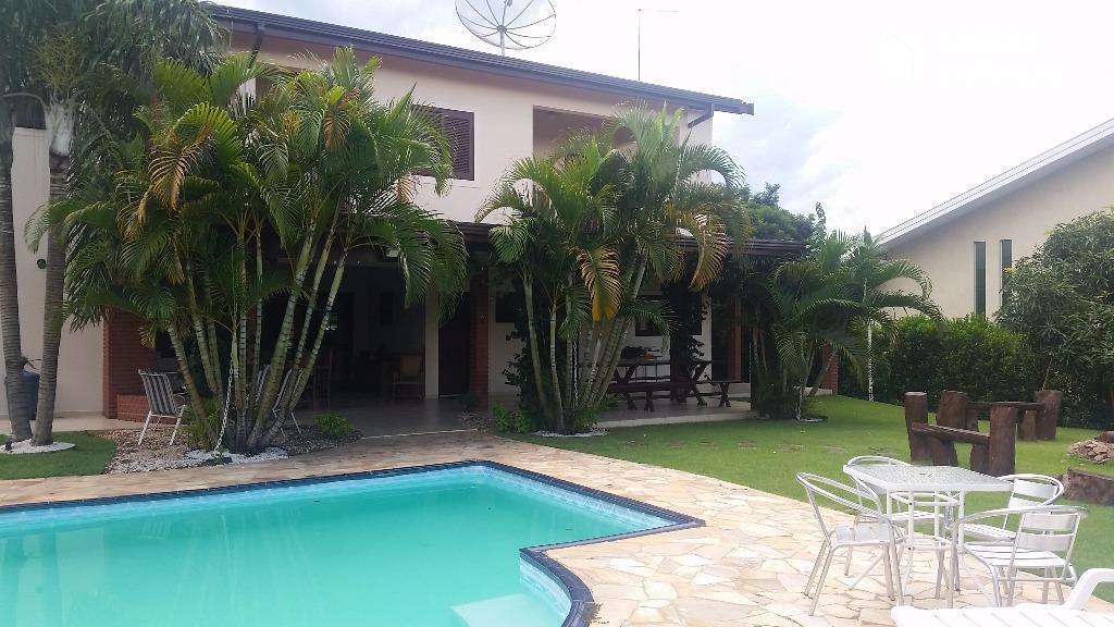 Casa à venda e locação no Condomínio Haras Paineiras em Salto.