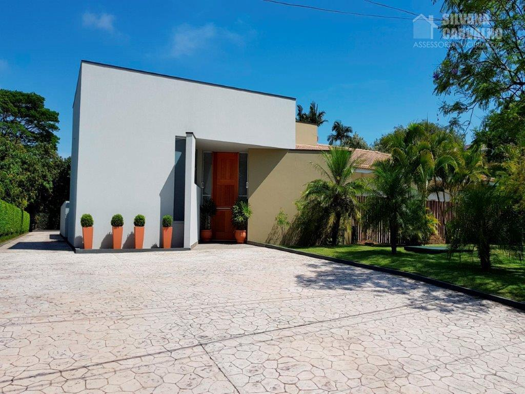 Casa à venda no Condomínio Terras de São José em Itu.