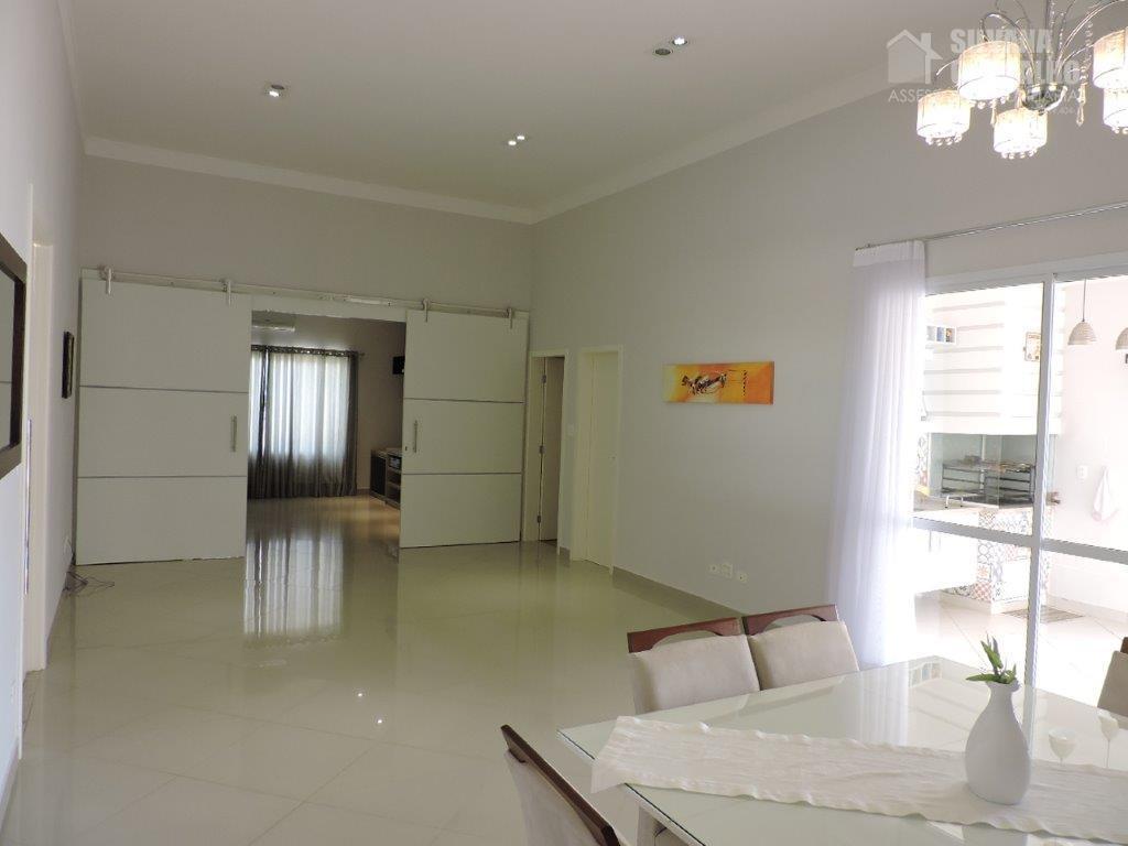 casa à venda no condomínio xapada parque ytu em itu, semi mobiliada, com 1.000 m² de...