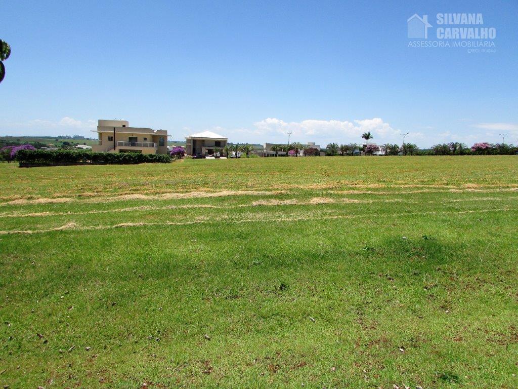 Terreno à venda no Condomínio Fazenda Alvorada em Porto Feliz.