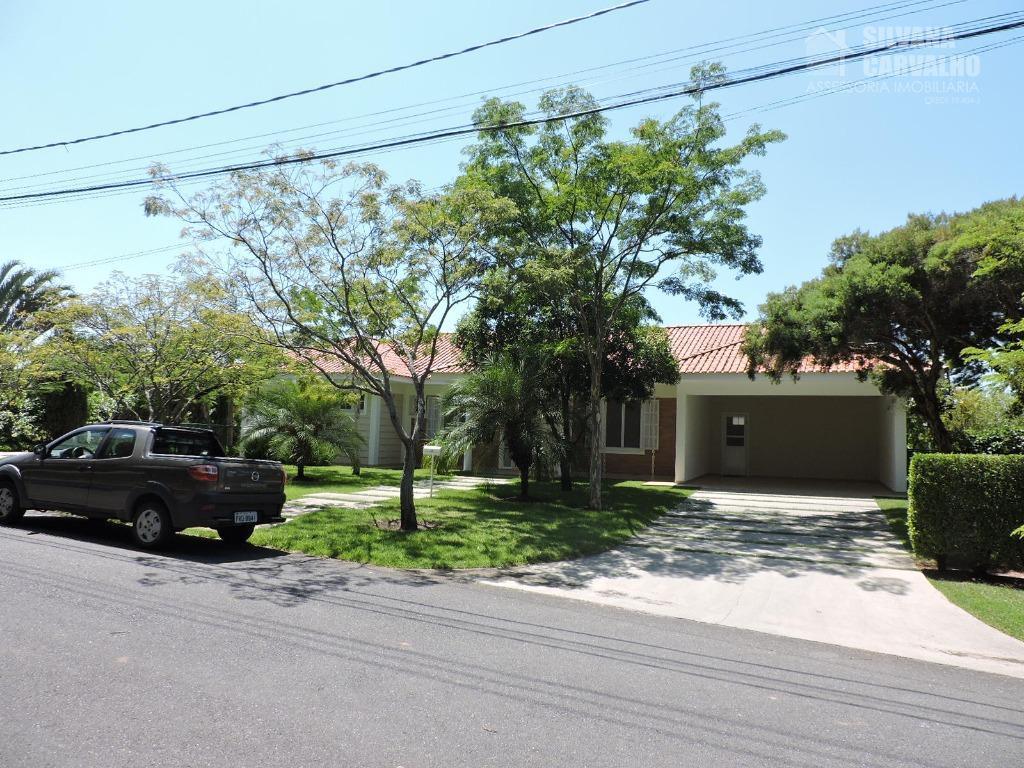 Casa à venda no condomínio Fazenda Vila Real em Itu- CA5393