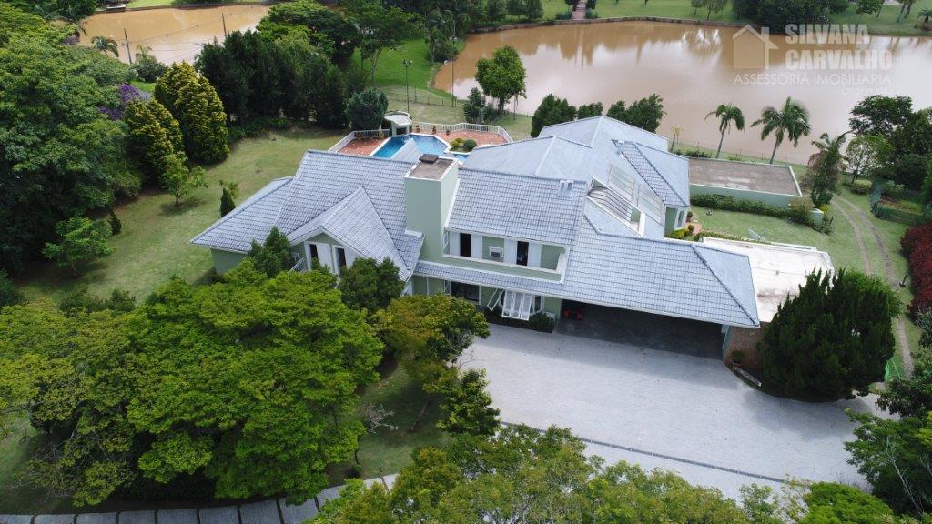 Casa à venda no Condomínio Terras de São José em Itu - CA2004.