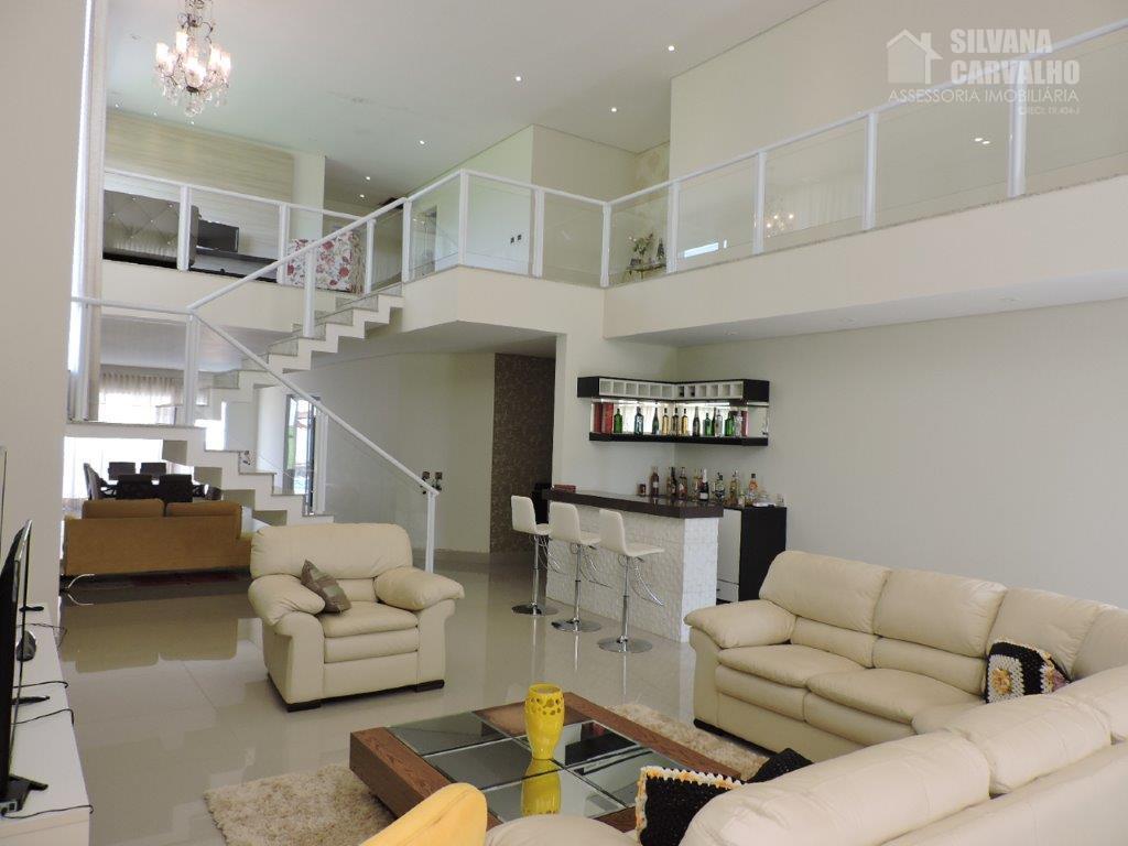 Casa à venda no Condomínio Fazenda Kurumin em Itu.