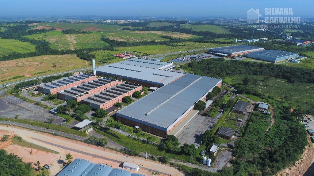 Galpão industrial Itu - 70 mil metros de área construída