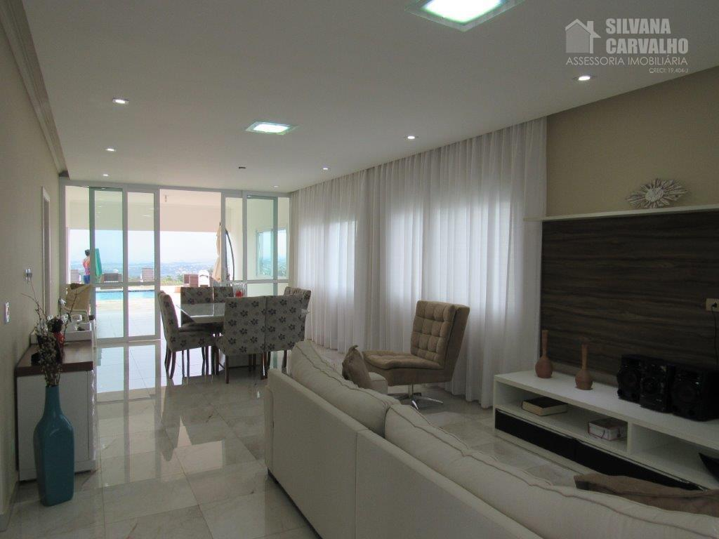 Casa residencial à venda, Condomínio Fazenda Kurumin, Itu - CA6486.