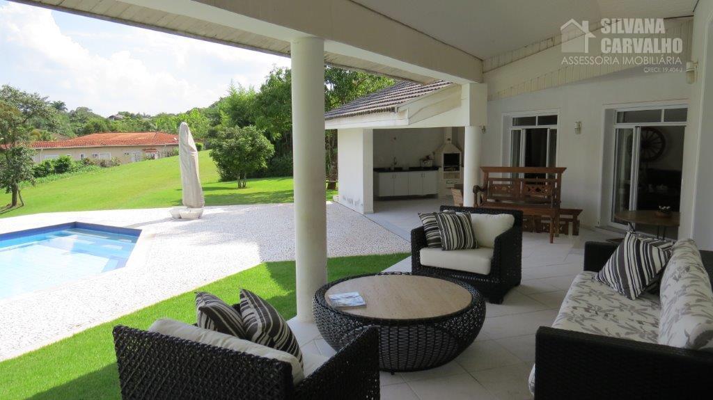 Casa à venda no Condomínio Terras de São José em Itu - CA2235.